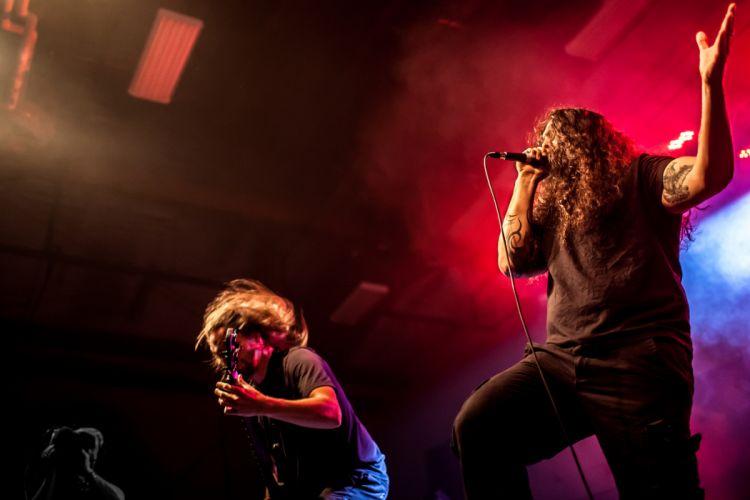 KATAKLYSM death metal heavy hard rock concert concerts guitar guitars microphone wallpaper