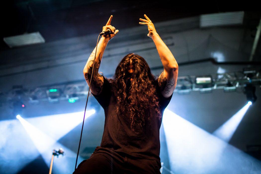 KATAKLYSM death metal heavy hard rock concert concerts microphone wallpaper