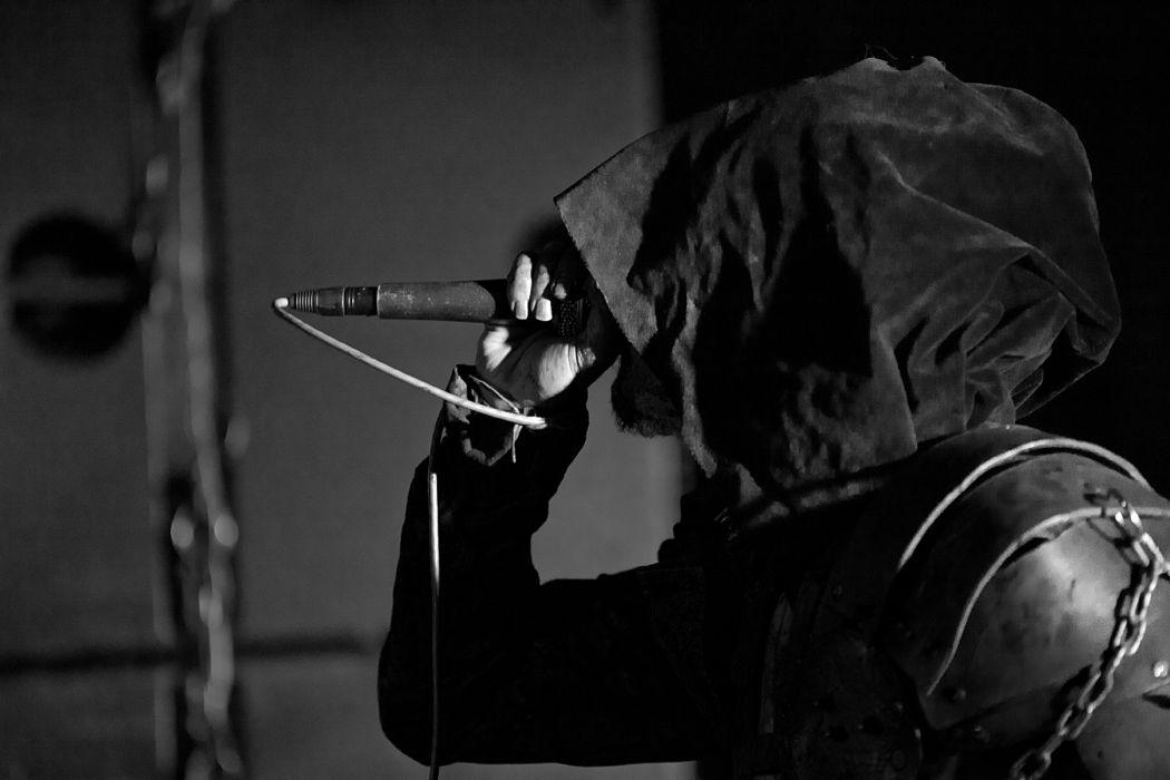 NOCTEM black metal heavy hard rock dark microphone concert concerts wallpaper