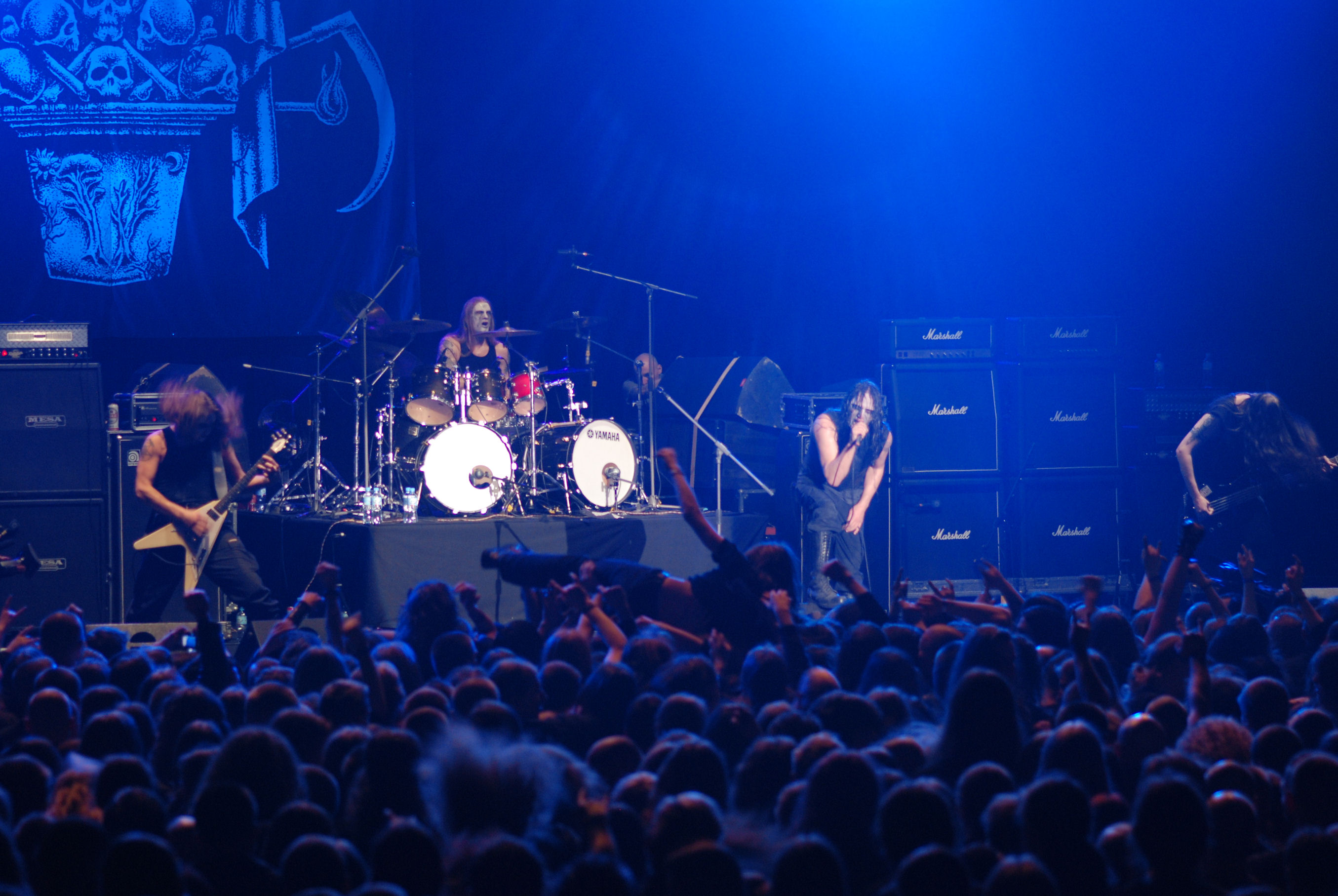 Pics photos rock concert background - Marduk Black Metal Heavy Hard Rock Dark Microphone Guitar Guitars Concert Concerts F Wallpaper 2710x1814 86272 Wallpaperup