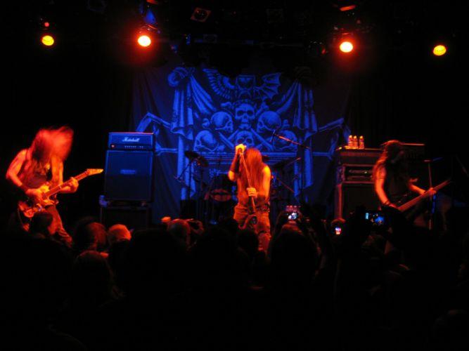 MARDUK black metal heavy hard rock dark microphone guitar guitars concert concerts crowd wallpaper