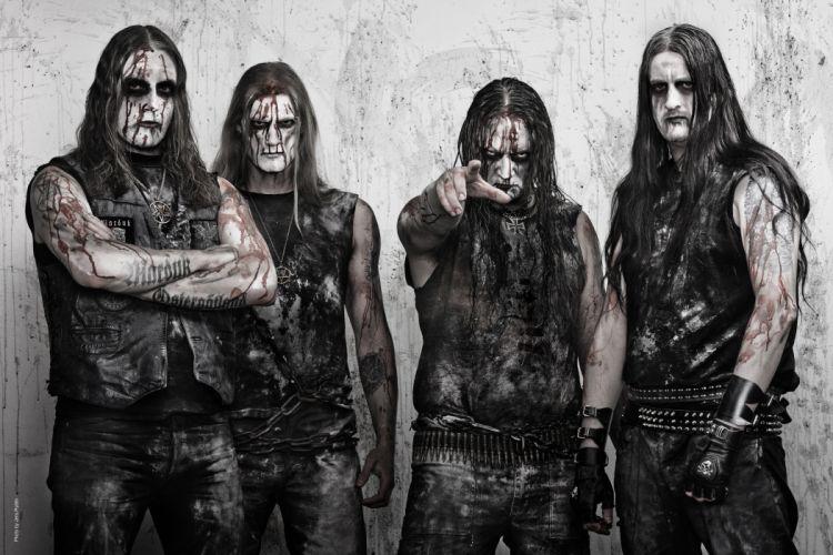 MARDUK black metal heavy hard rock dark wallpaper
