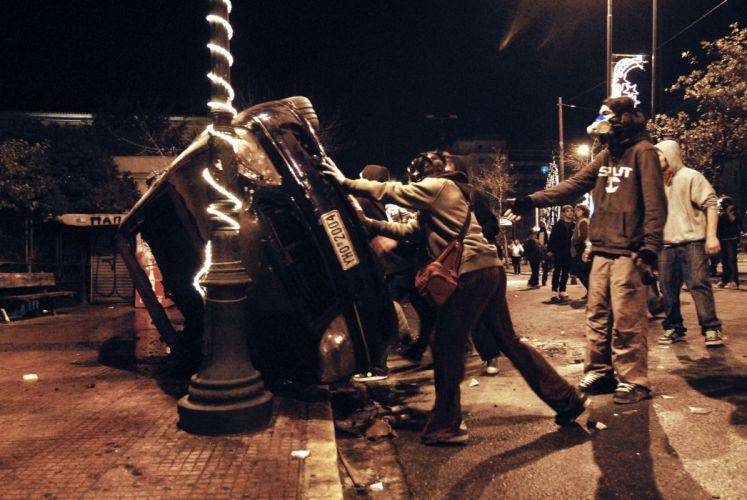 anarchy riot crowd dark revolution f wallpaper