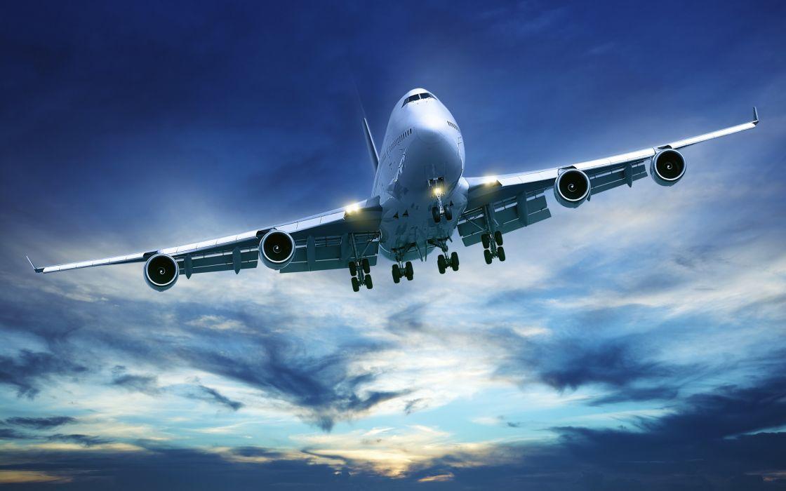 Boeing-flight wallpaper