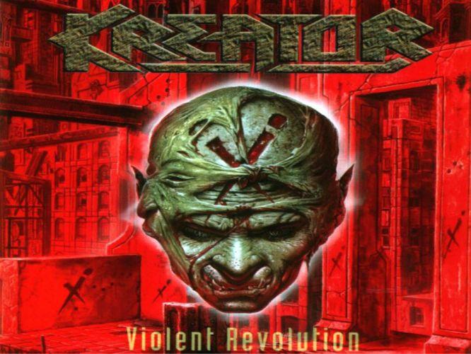 KREATOR thrash metal heavy hard rock c wallpaper