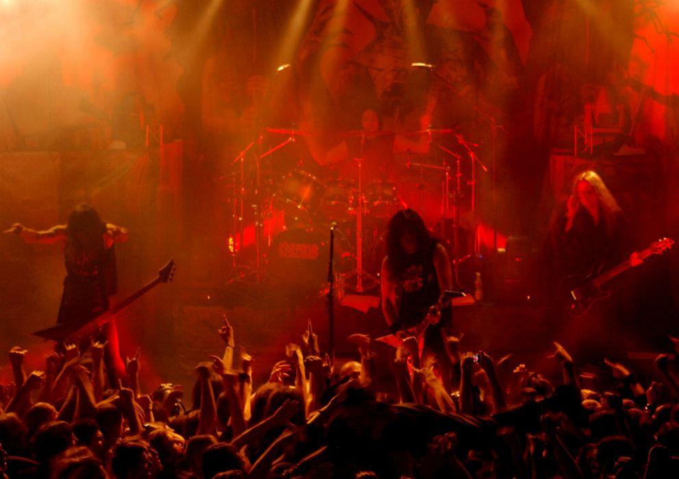 KREATOR thrash metal heavy hard rock guitar guitars concert concerts   d wallpaper