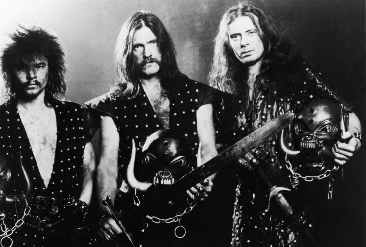 Lemmy Kilmister Rock Music Motorhead Wallpaper Hd: MOTORHEAD Heavy Metal Hard Rock C Wallpaper