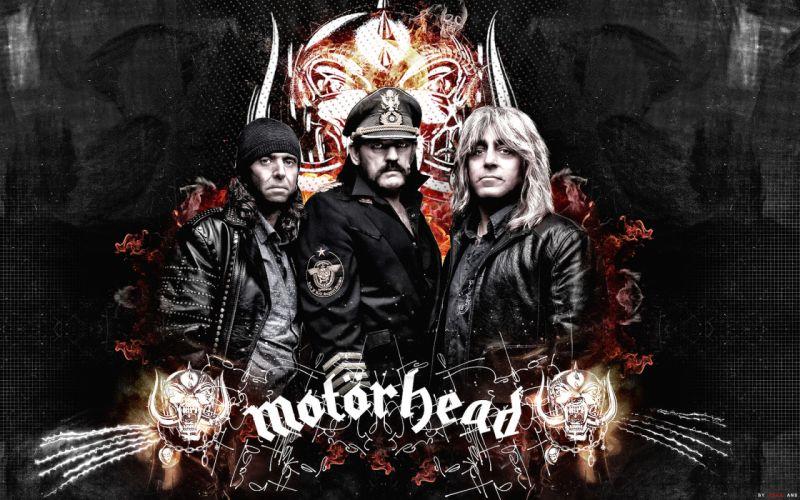 MOTORHEAD heavy metal hard rock a wallpaper