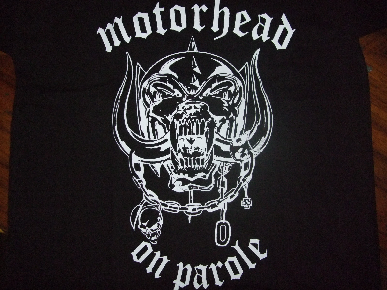 MOTORHEAD Heavy Metal Hard Rock Dark Skull Skulls E Wallpaper
