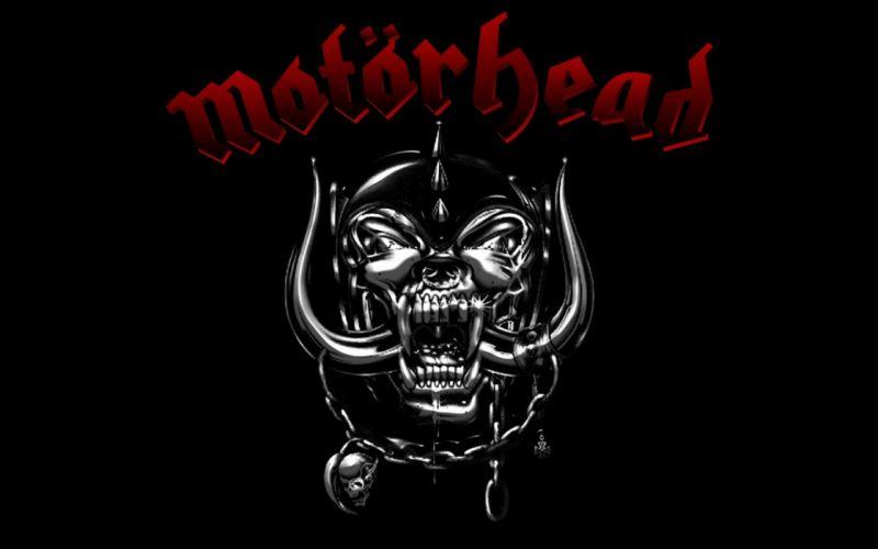 MOTORHEAD heavy metal hard rock dark wallpaper