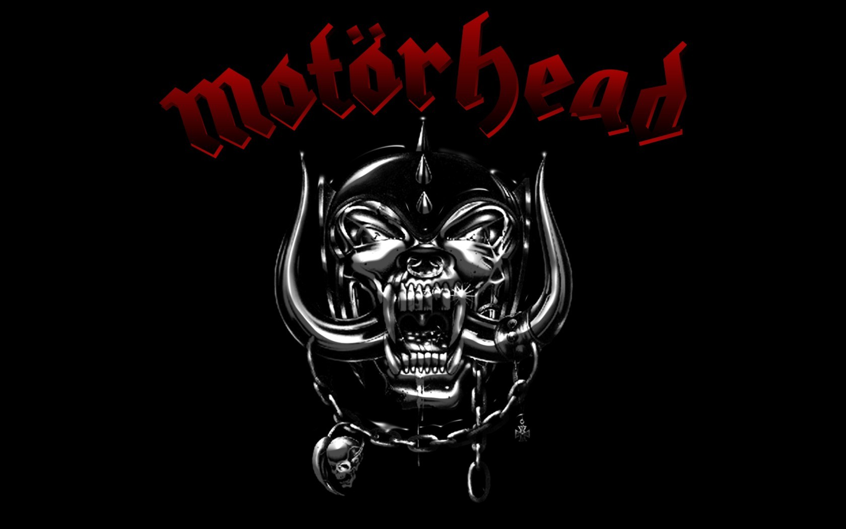 Motorhead Heavy Metal Hard Rock Dark Wallpaper 1680x1050