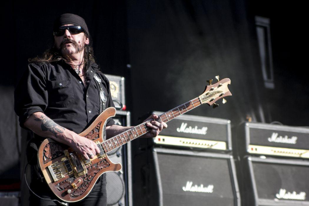 MOTORHEAD heavy metal hard rock guitar guitars concert concerts   u wallpaper