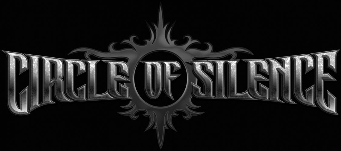 CIRCLE OF SILENCE power metal heavy logo wallpaper