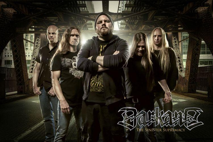 DARKANE thrash metal heavy d wallpaper