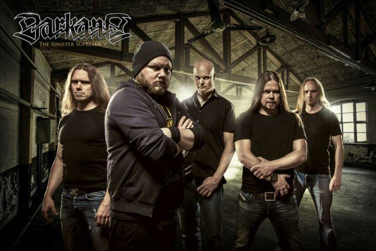 DARKANE thrash metal heavy e wallpaper