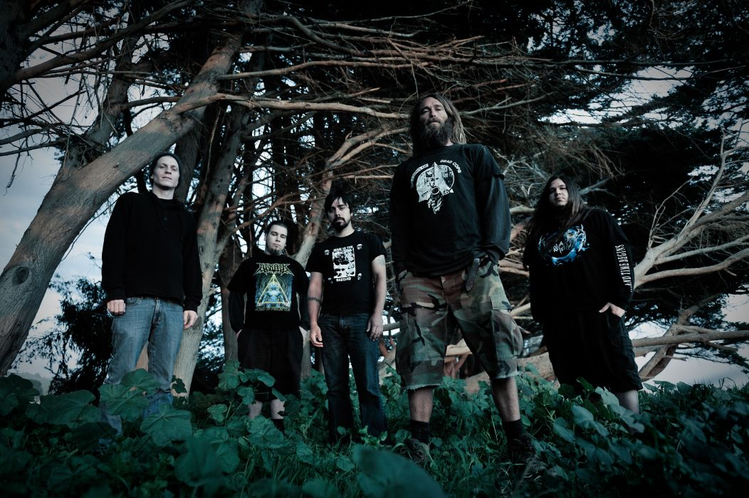 DECREPIT BIRTH death metal heavy wallpaper