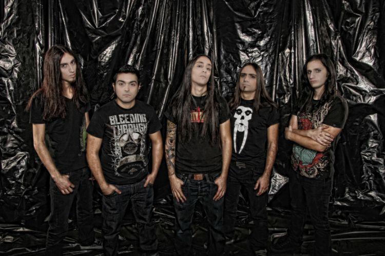 DESCENDING grindcore heavy metal wallpaper