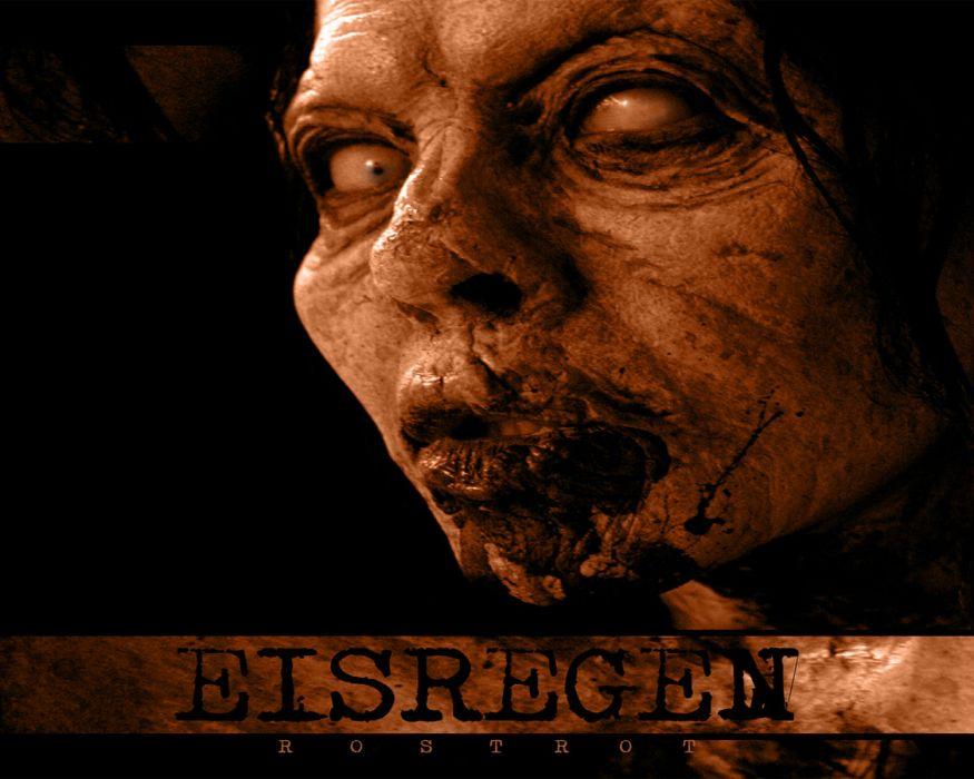EISREGEN death black metal heavy dark horror evil demon demons wallpaper