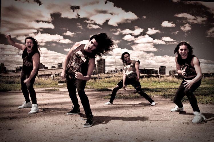 ELM STREET thrash metal heavy wallpaper