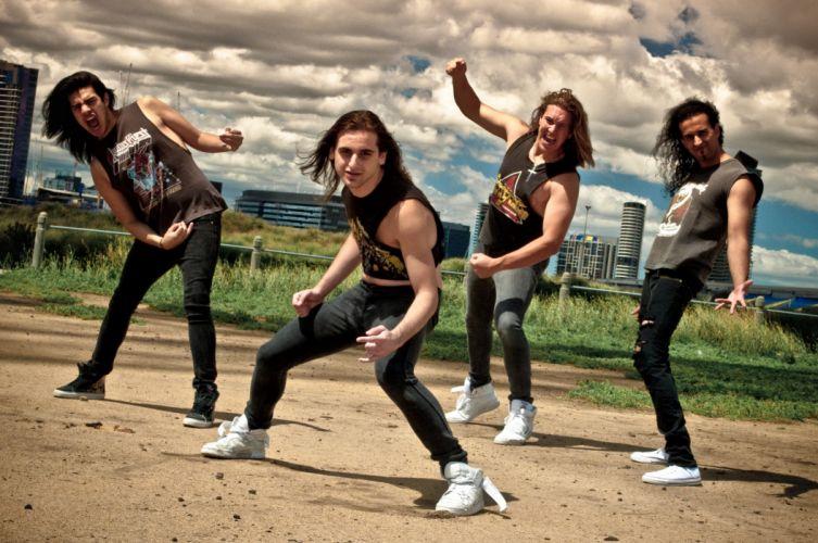 ELM STREET thrash metal heavy d wallpaper