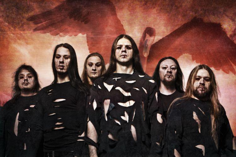 ETERNAL TEARS OF SORROW heavy metal black e wallpaper