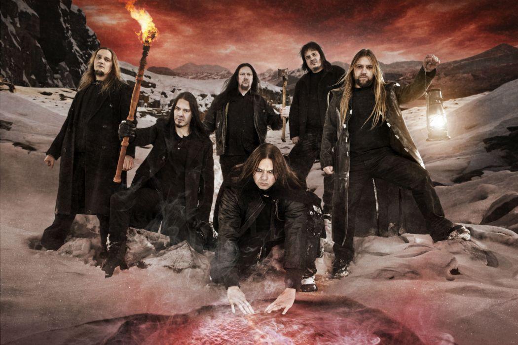 ETERNAL TEARS OF SORROW heavy metal black v wallpaper
