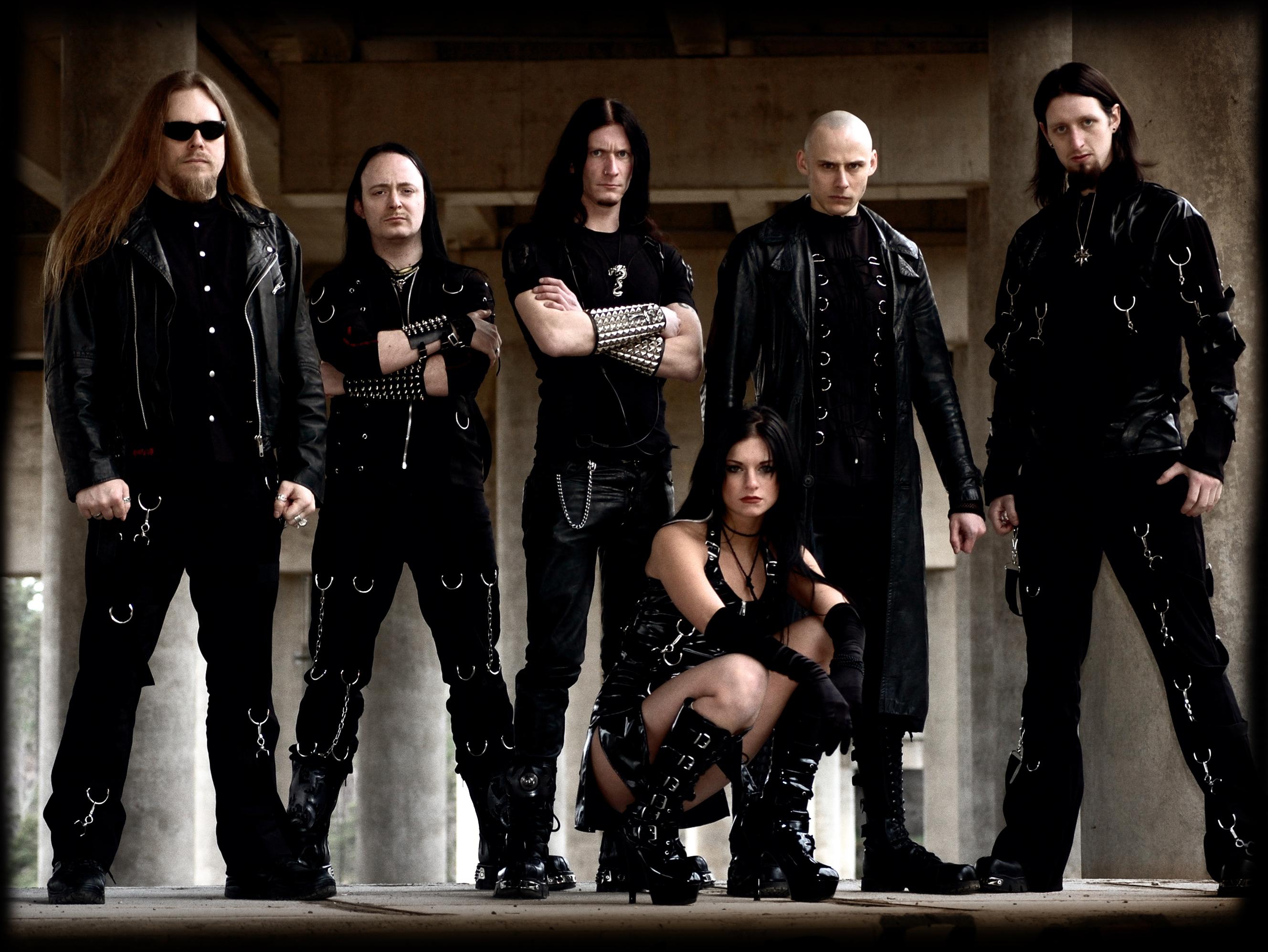 SIEBENBURGEN black gothic metal heavy hard rock r