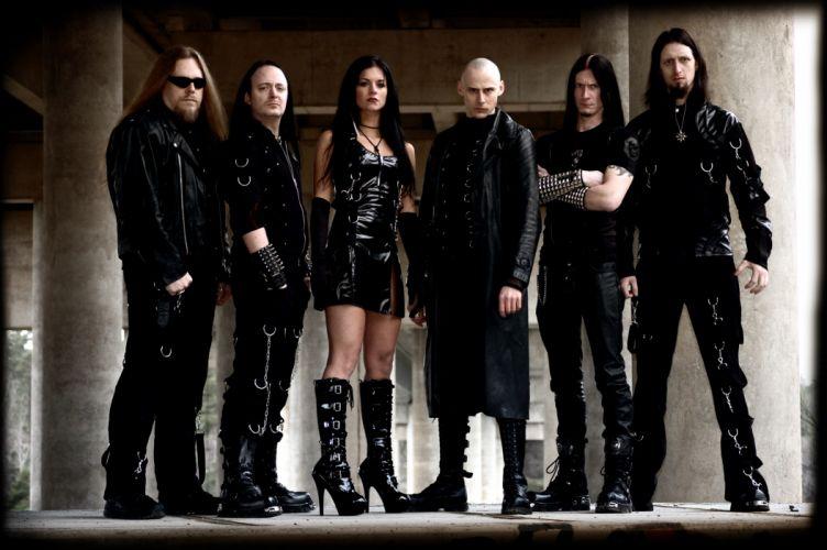 SIEBENBURGEN black gothic metal heavy hard rock e wallpaper