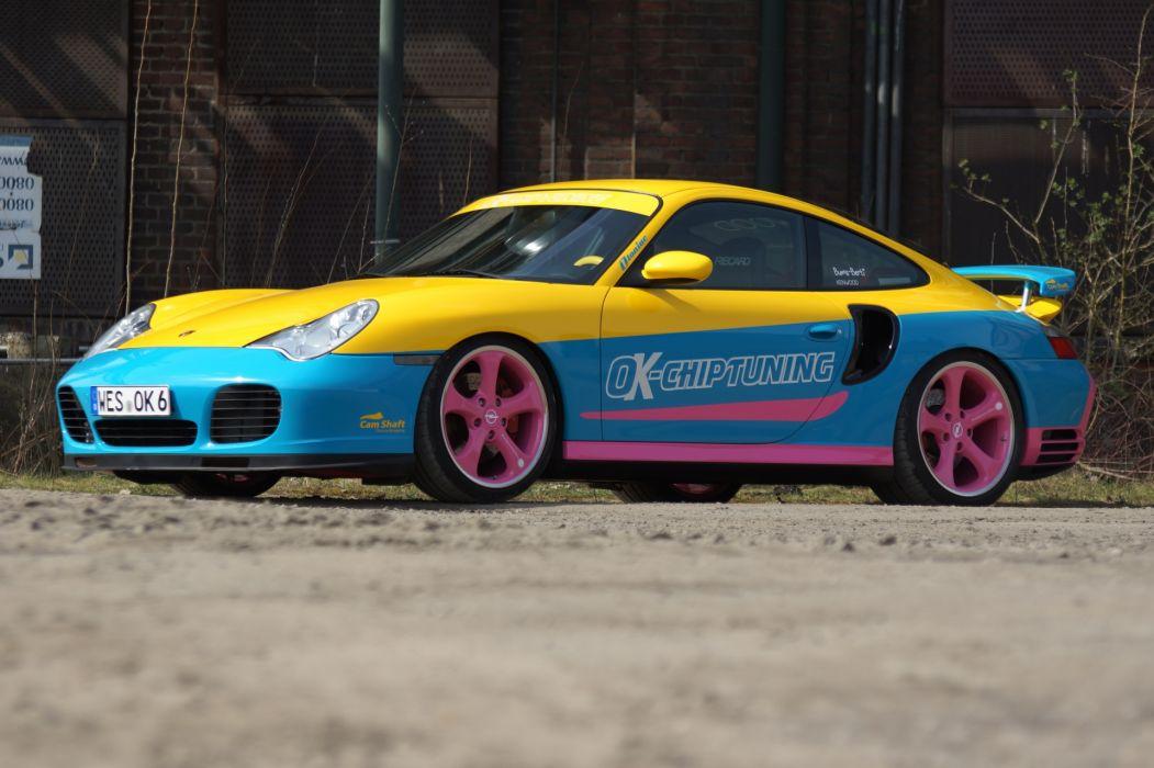 2005 OKChiptuning Porsche 911 Manta Tuning wallpaper