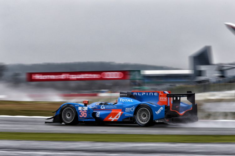 2013 Alpine A450 race racing e wallpaper