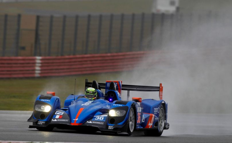 2013 Alpine A450 race racing wallpaper