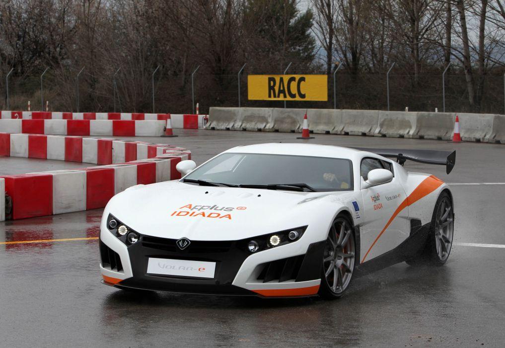 2013 Applus Volar-e Concept race racing supercar supercars w wallpaper