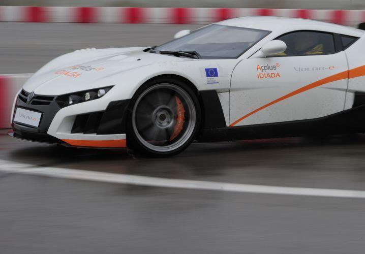 2013 Applus Volar-e Concept race racing supercar supercars wheel wheels s wallpaper