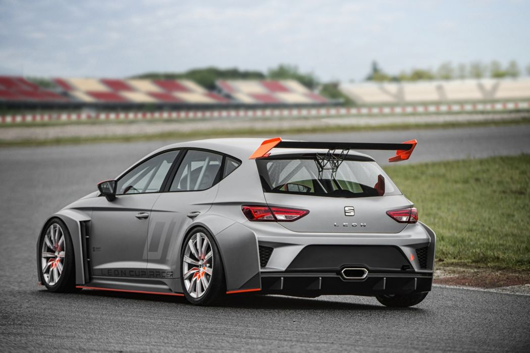 2013 Seat Leon Cup Racer race racing tuning f wallpaper