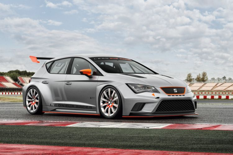 2013 Seat Leon Cup Racer race racing tuning r wallpaper