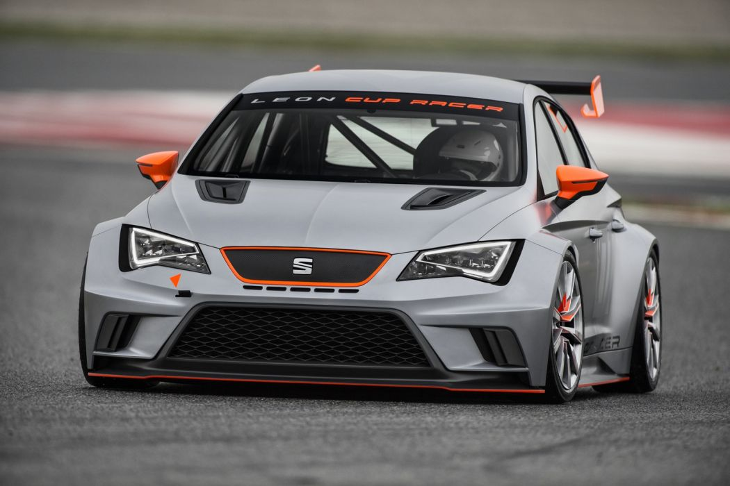 2013 Seat Leon Cup Racer race racing tuning e wallpaper