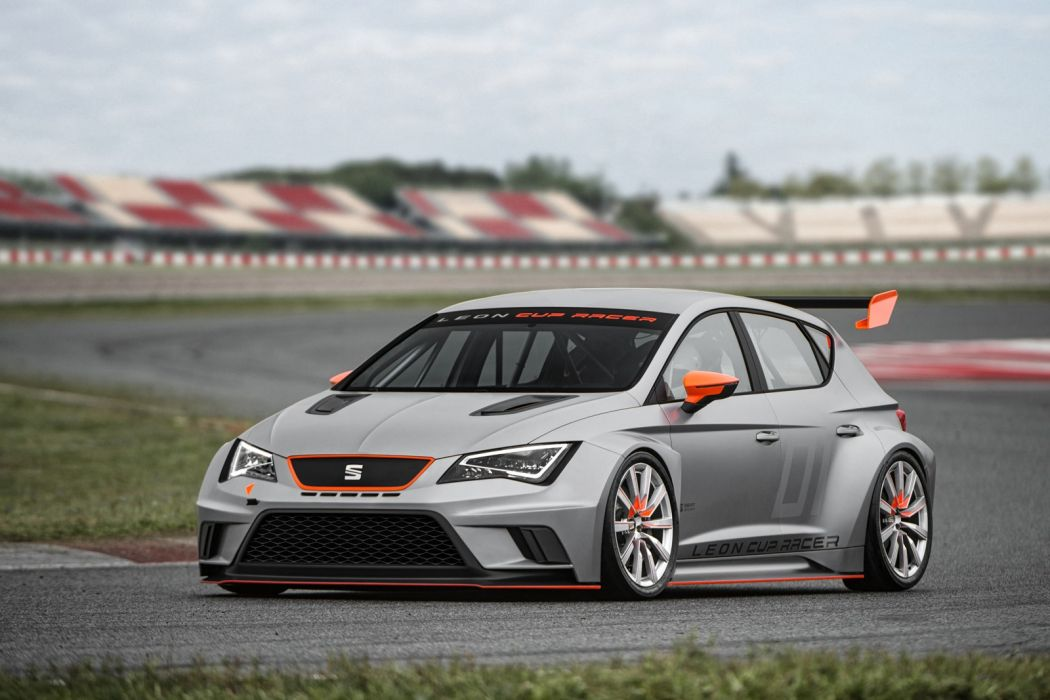 2013 Seat Leon Cup Racer race racing tuning q wallpaper