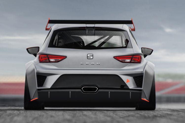 2013 Seat Leon Cup Racer race racing tuning y wallpaper