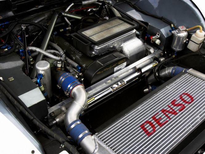 1995 Toyota Supra GT500 JGTC supercar supercars race racing engine engines wallpaper