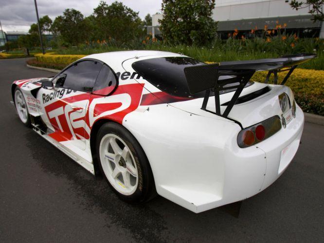 1995 Toyota Supra GT500 JGTC supercar supercars race racing t wallpaper