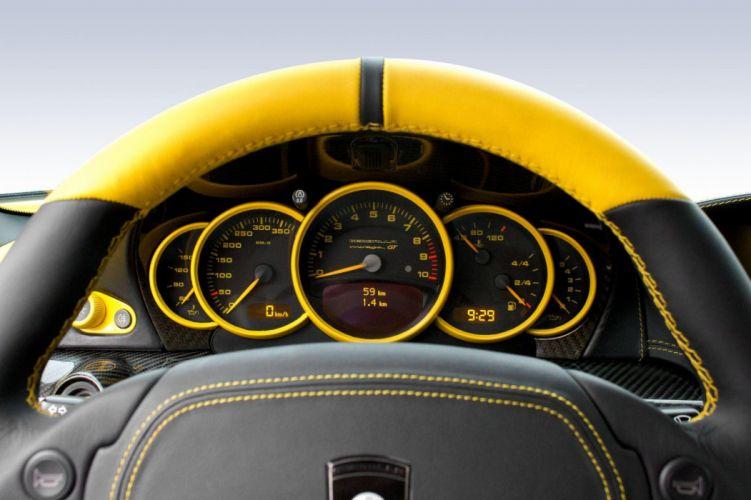 2007 Porsche 980 Carrera Mirage G-T supercar supercars interior wallpaper
