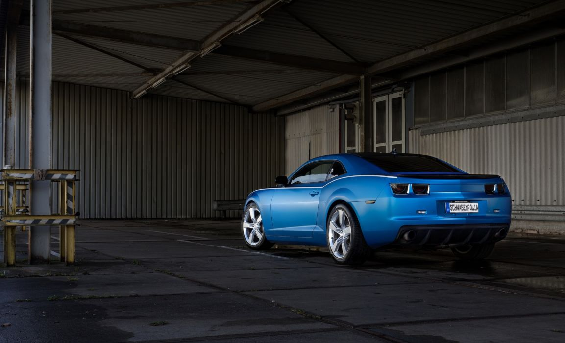 2013 Chevrolet Camaro S-S tuning muscle    r wallpaper