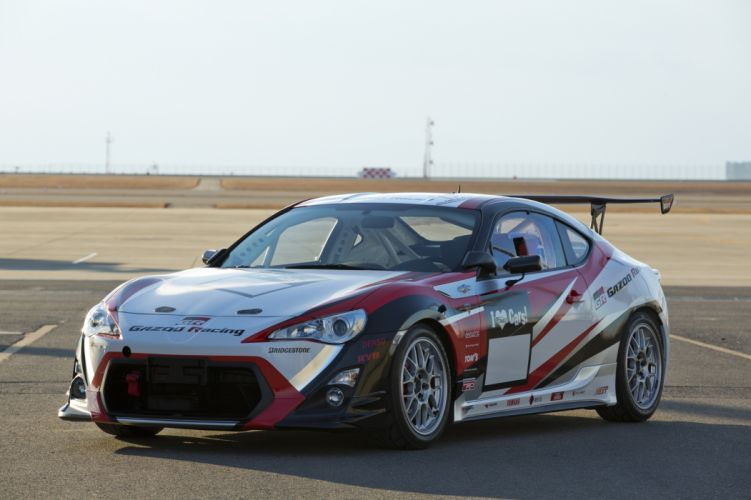 2013 Toyota GT86 race racing wallpaper