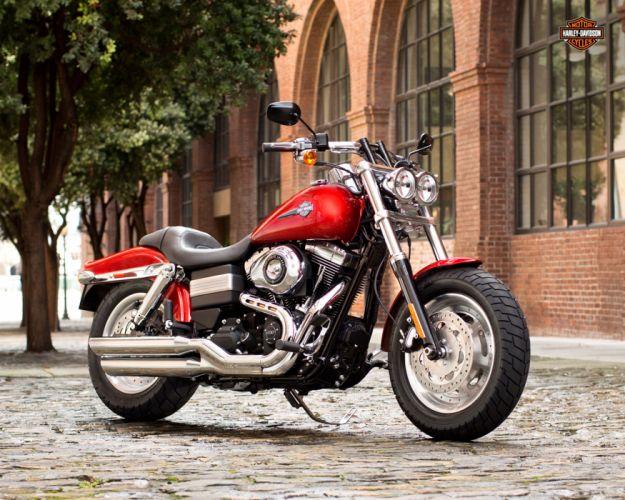2013 Harley Davidson FXDF Dyna Fat Bob f wallpaper