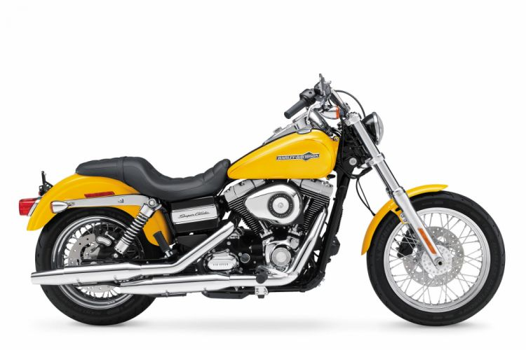 2013 Harley Davidson FXDC Dyna Super Glide f wallpaper