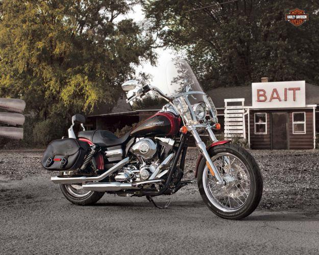 2013 Harley Davidson FXDC Dyna Super Glide q wallpaper