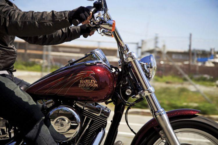 2013 Harley Davidson FXDB Dyna Street Bob g wallpaper