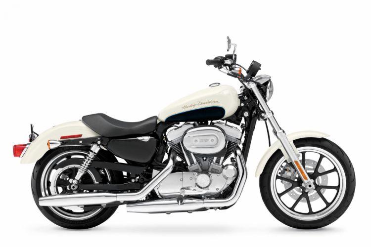 2013 Harley-Davidson XL883L Sportster 883 SuperLow g wallpaper