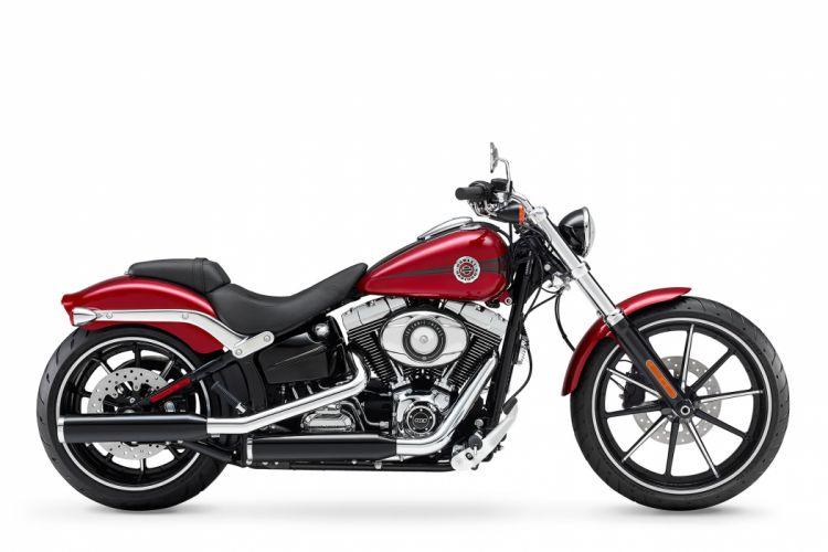 2013 Harley Davidson FXSB Breakout y wallpaper