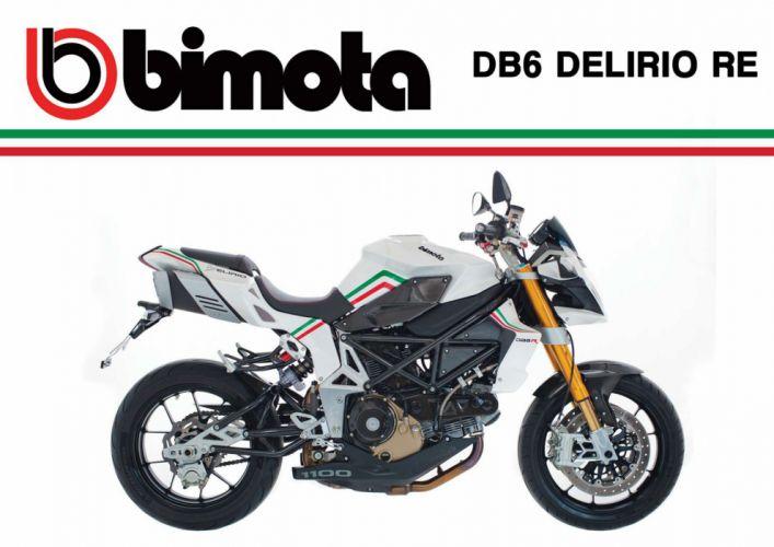 2013 Bimota DB6 q wallpaper